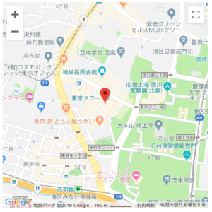 Simple Mapの地図を正方形で表示
